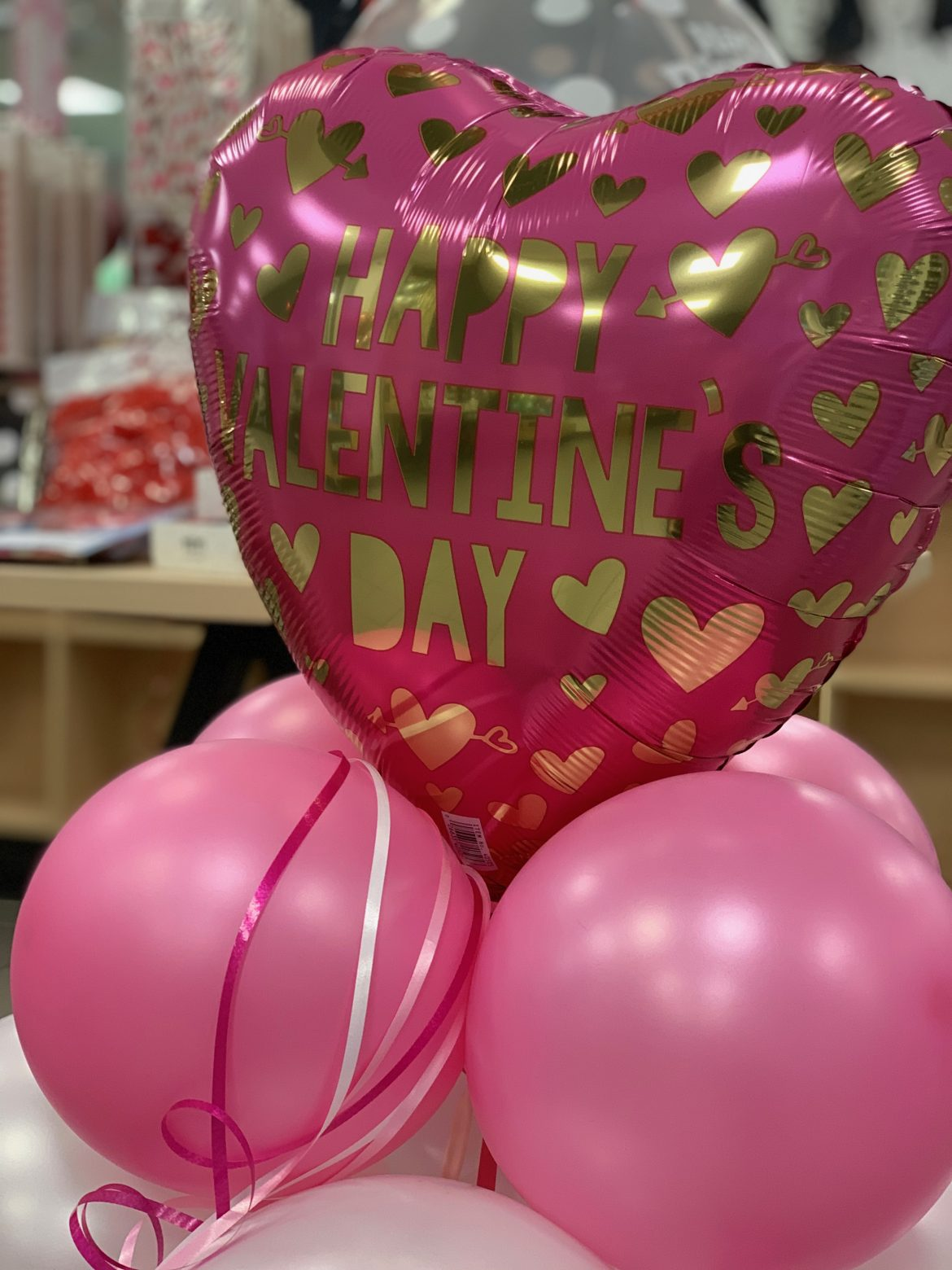Happy Valentines Day Ballon