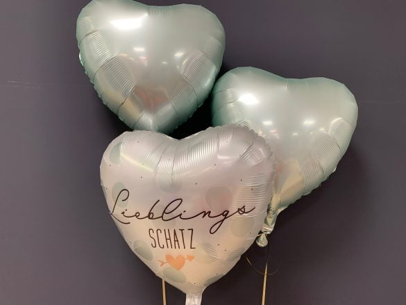Heliumballon Lieblingsschatz