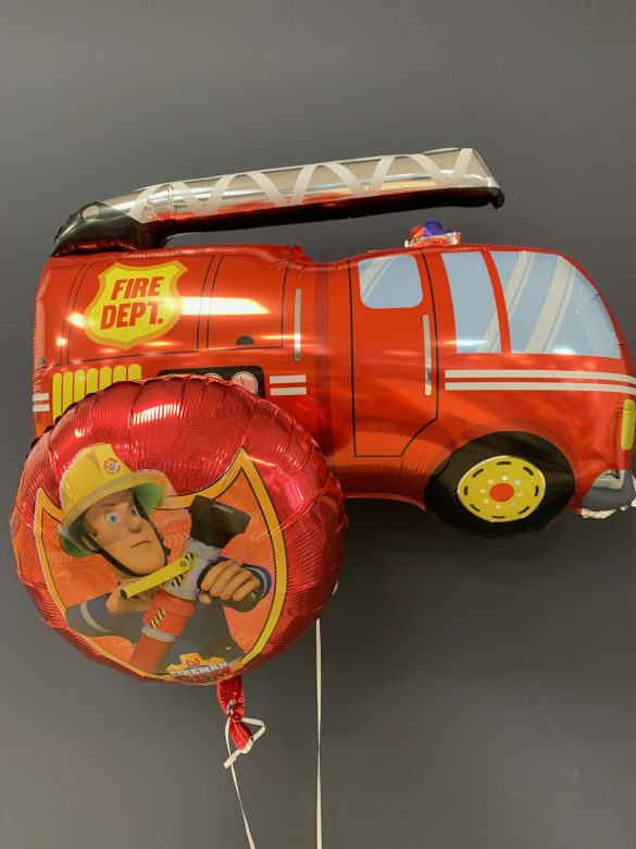 Heliumballon Feuerwehr