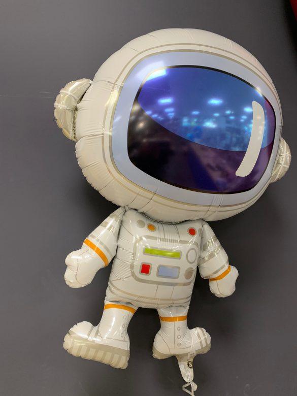 Heliumballon kleiner Astronaut