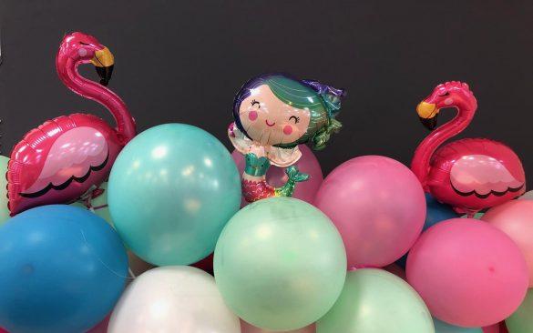Dekorationsballons 14