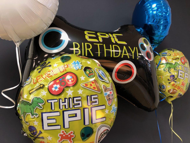 Heliumballon Geburtstag