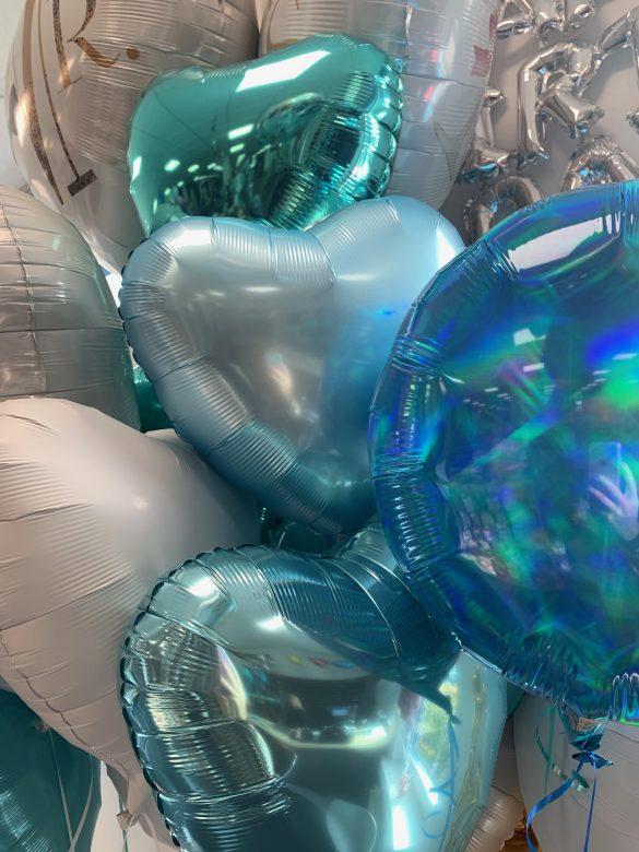 Dekorationsballons 12