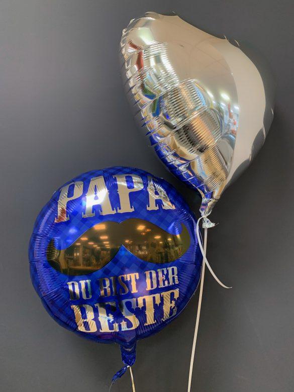 Ballon Vatertag Papa