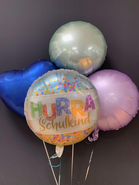 Heliumballon Schule