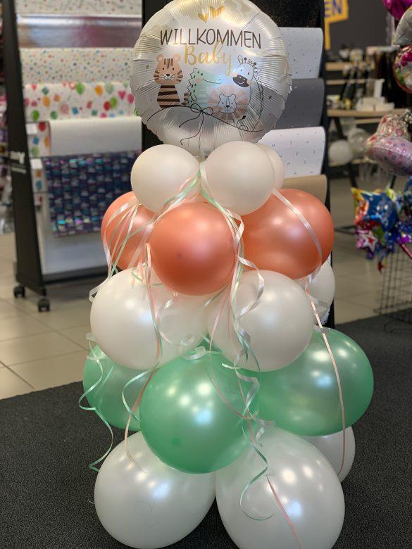 Dekorationsballons 8