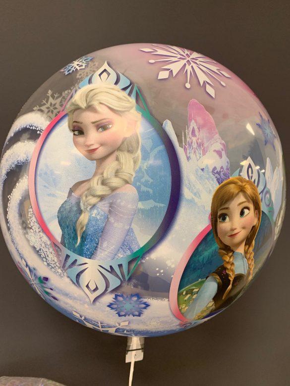 Heliumballon Frozen