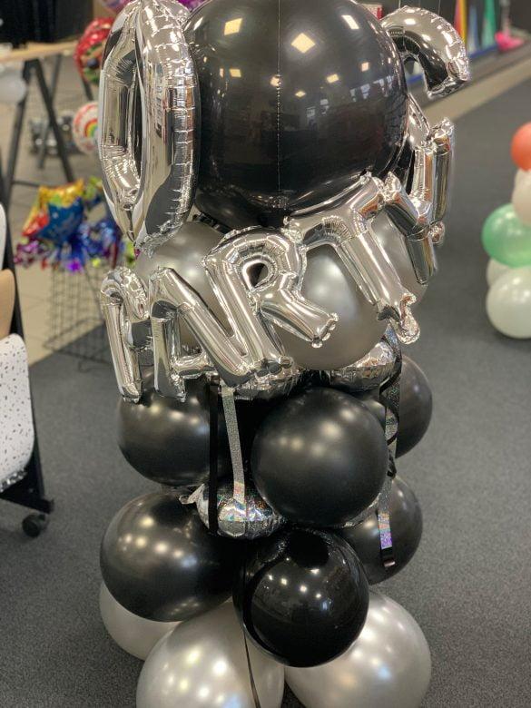 Dekorationsballons 7