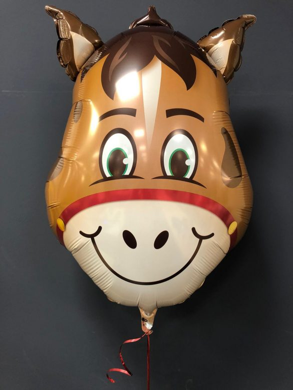 Heliumballon Esel