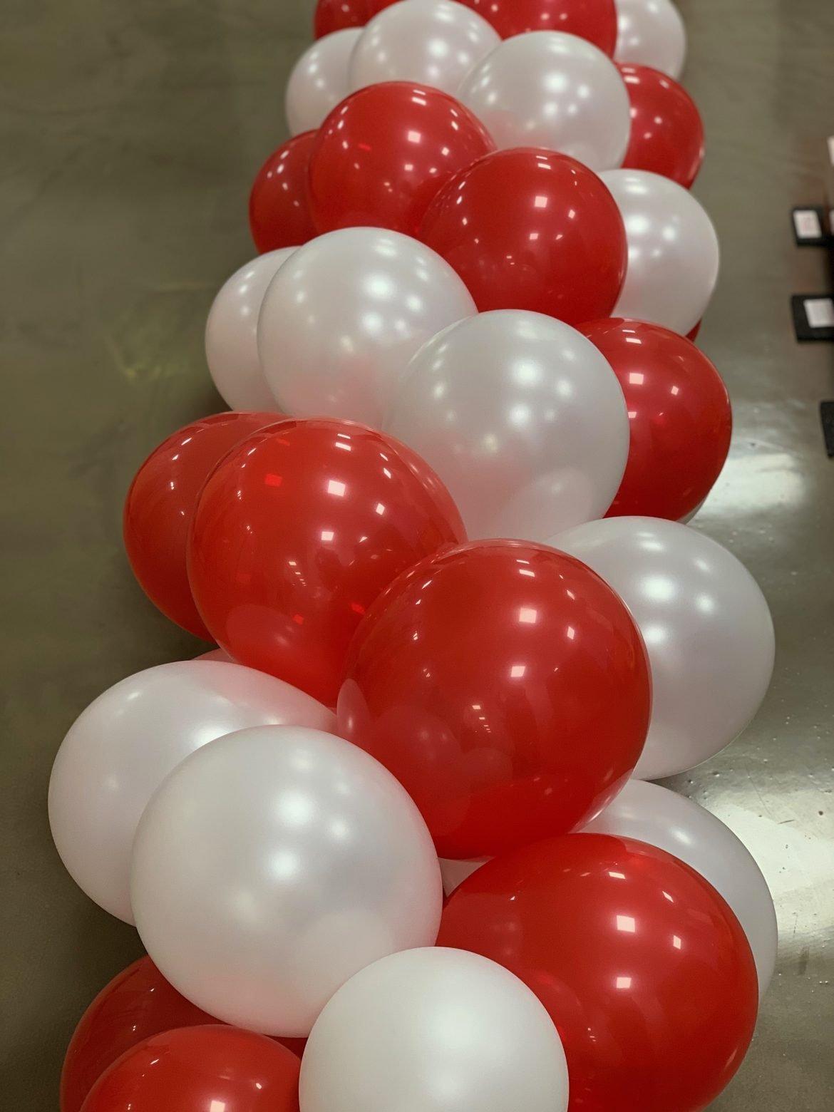 Dekorationsballons 5