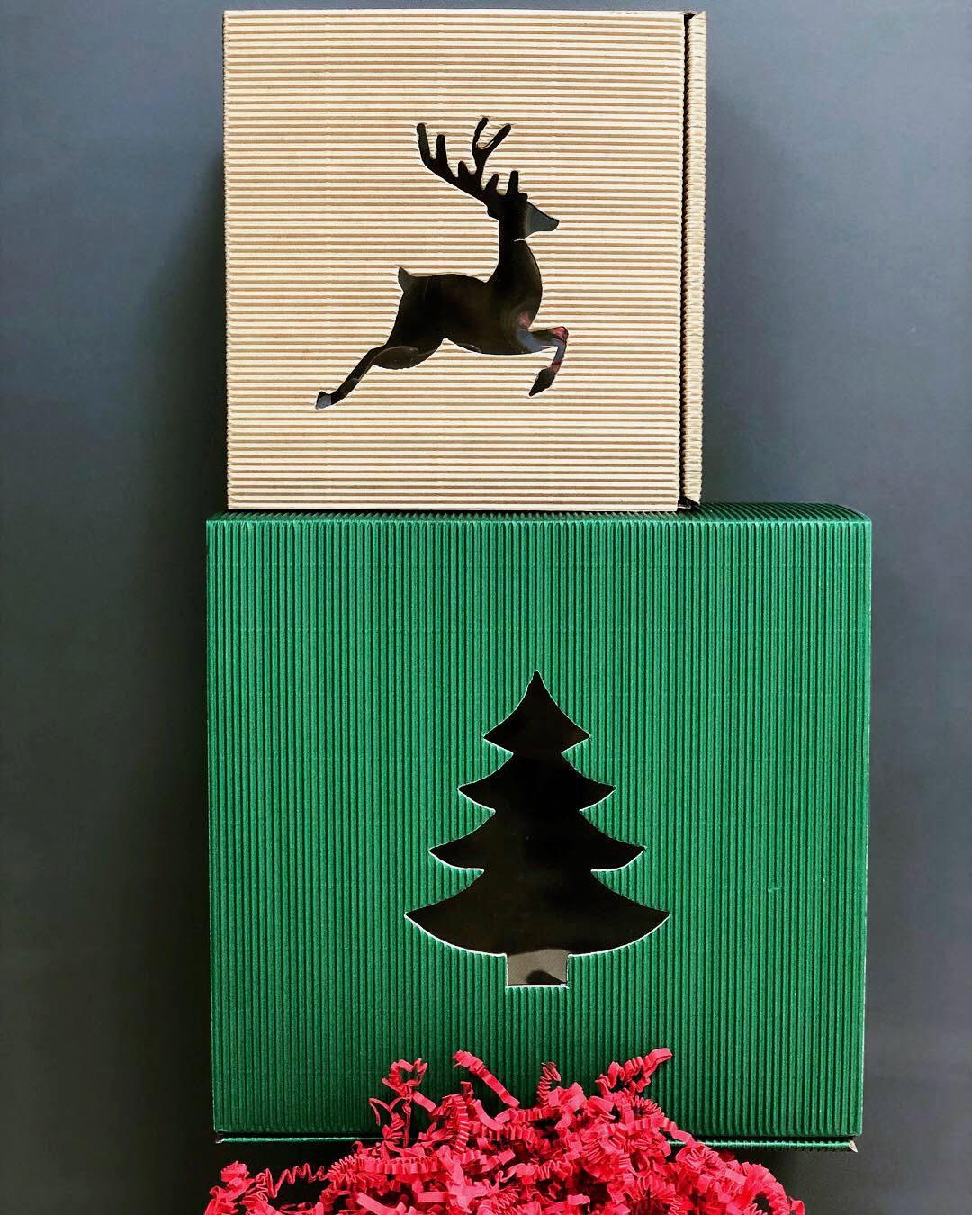 Schachteln Weihnachten