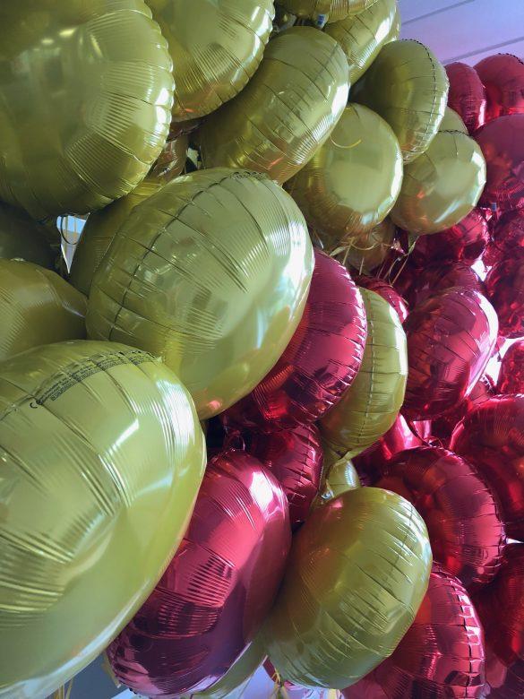 Dekorationsballons 20