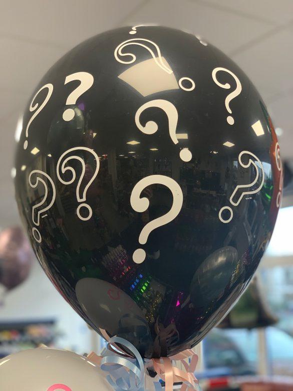 Ballon zur Geburt 4