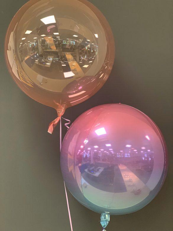 Dekorationsballons 16