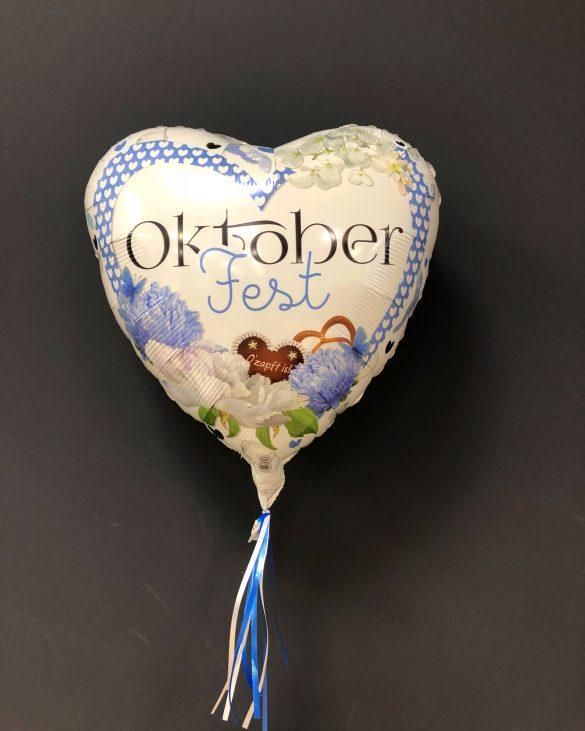 Herzballon Oktoberfest