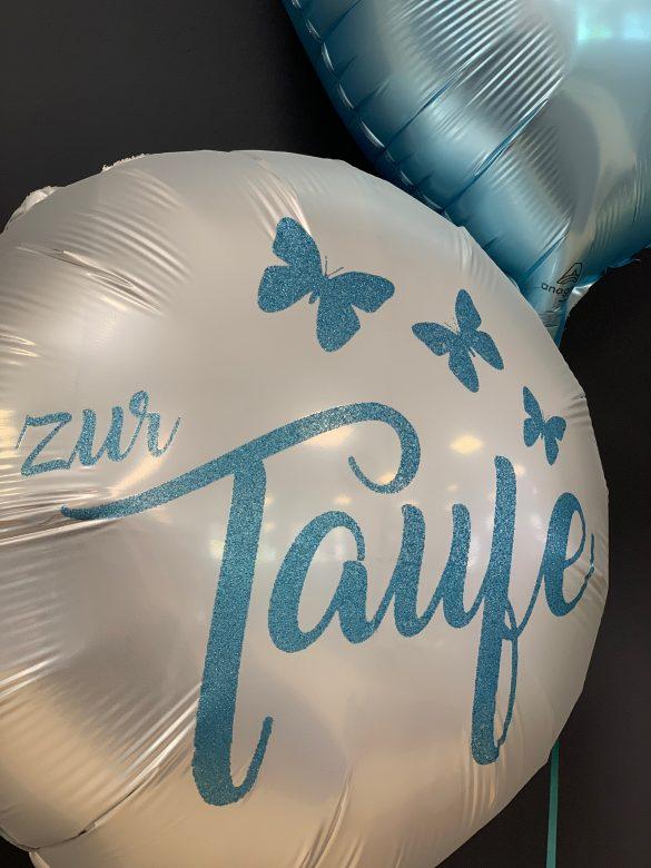 Ballon zur Geburt 1