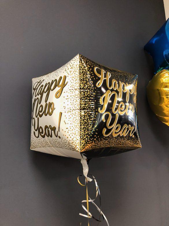 Helium-Ballon Happy New Year!