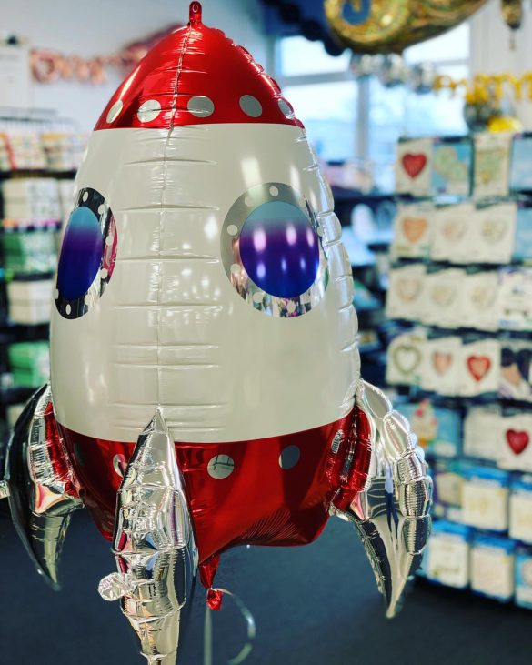 Raumfahrt Rakete Heliumballon € 8,90 114