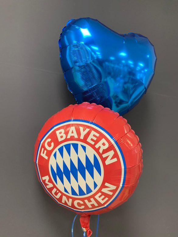 FC Bayern München Heliumballon 55