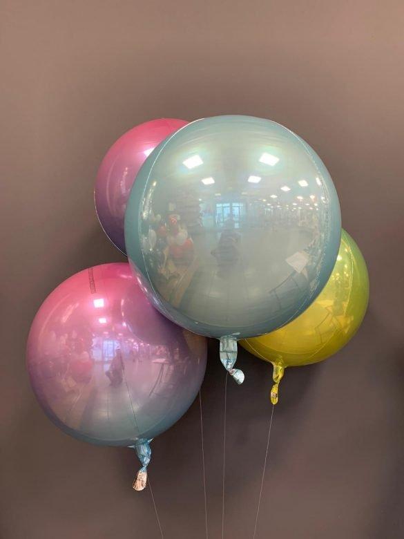 Runde Ballons zur Dekoration 19
