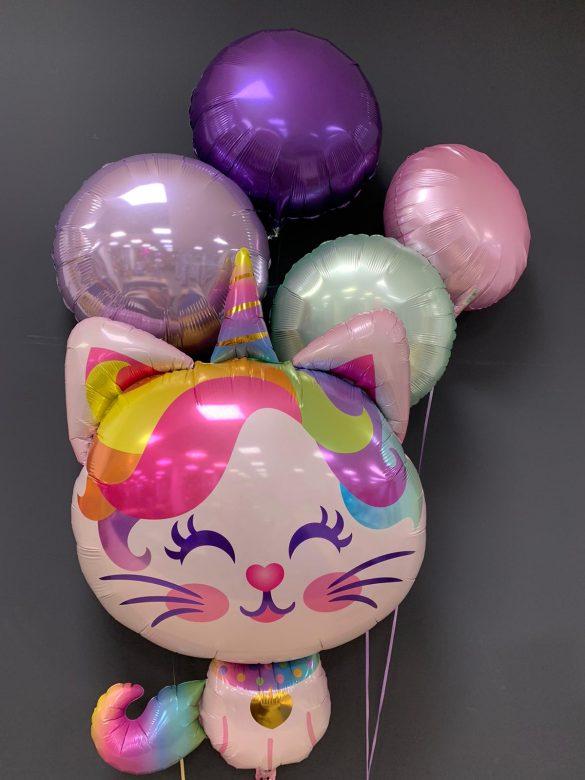Einhorn-Katze Ballon € 8,90 Dekoballons je € 4,50 106