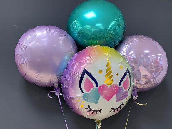 Einhornballon € 5,50 Dekoballons je € 4,50 104