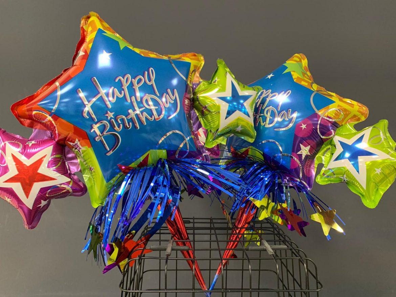 Happy Birthday Ballons 1