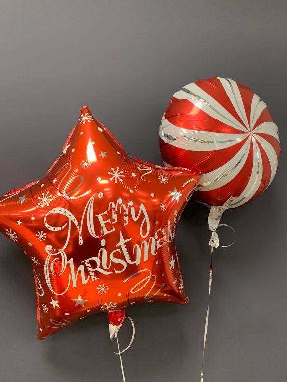 Merry Christmas Weihnachtsballon 55
