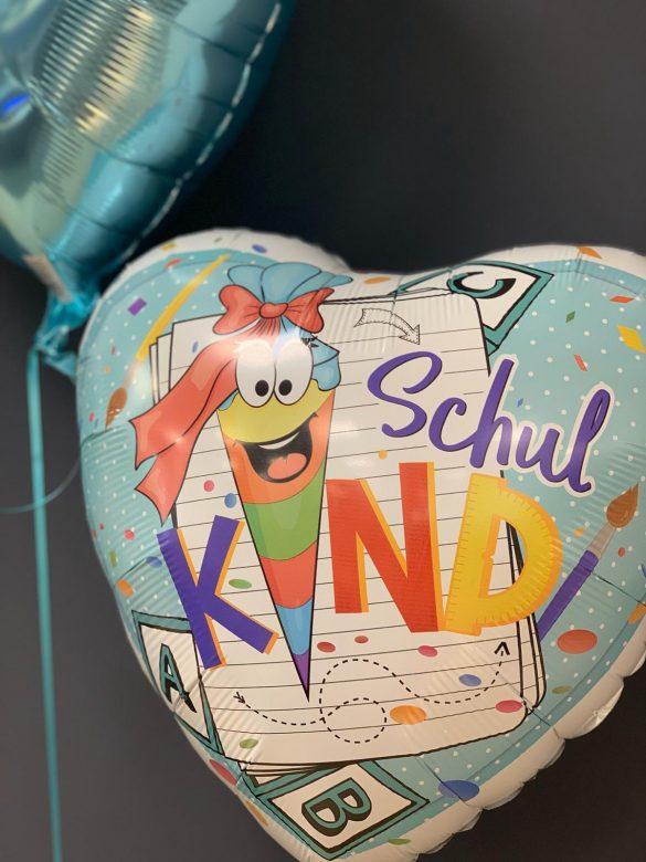 Schulkindballon zur Schuleinführung 37