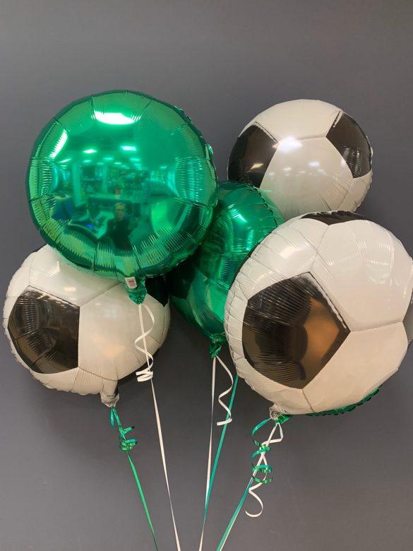 Fussball-Ballons 108