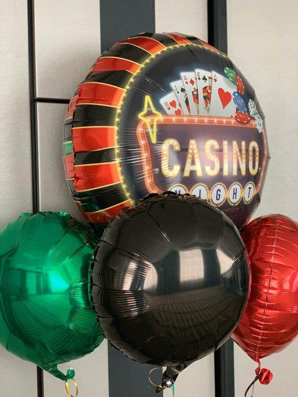 Casino Party Ballon 49