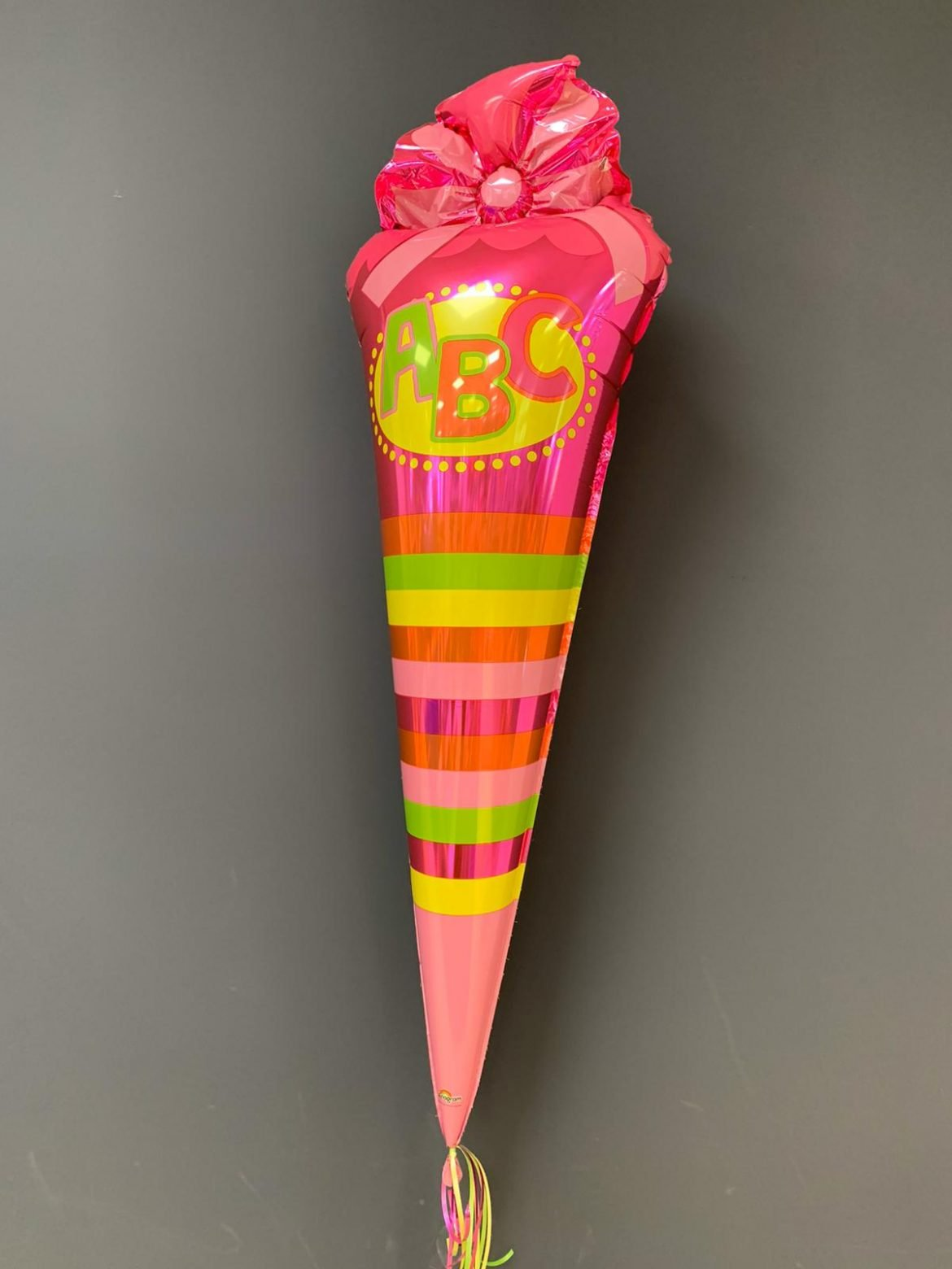 Folienballon Schultüte 1