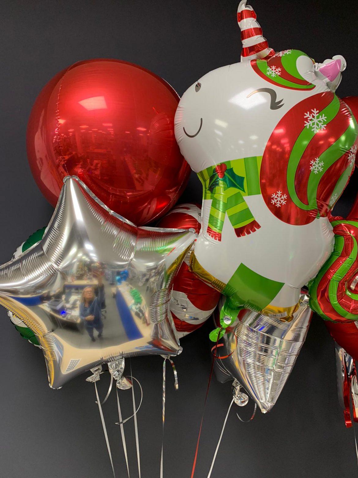 Weihnachtsballon 1