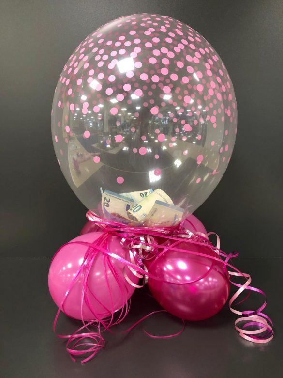 Ballongeschenk gefüllter Ballon € 14,90 9