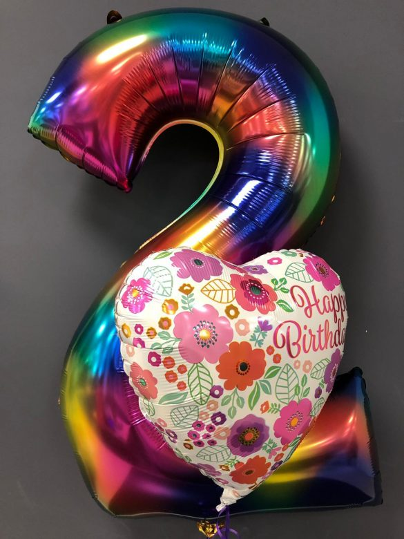 Zahlenballon 2 € 9,90 33