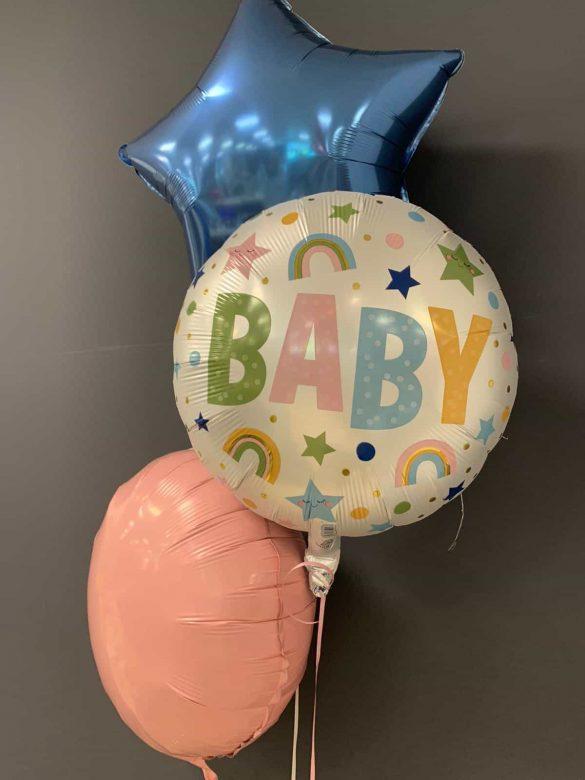 Welcome Baby €5,90<br />2 Dekoballons je €4,50 29