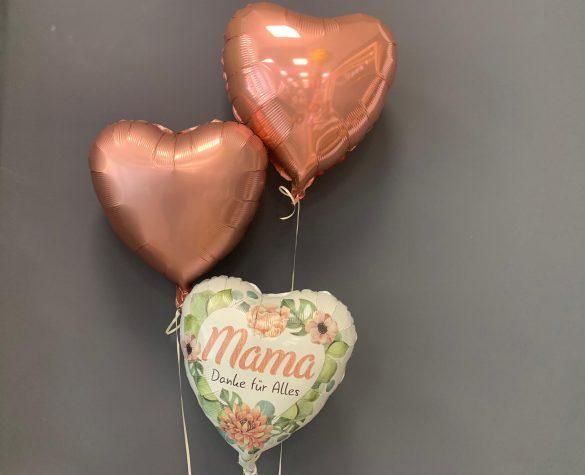 Mama Danke Ballon € 5,90 und Dekoballons € 4,50 62