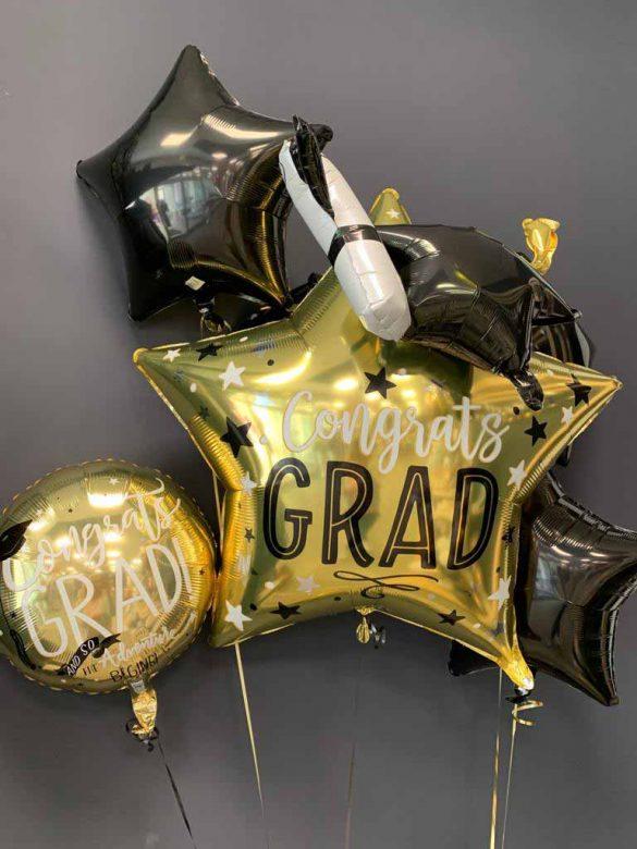 """Ballon zum Abschluss """"Congrats"""" € 8,90 27"""