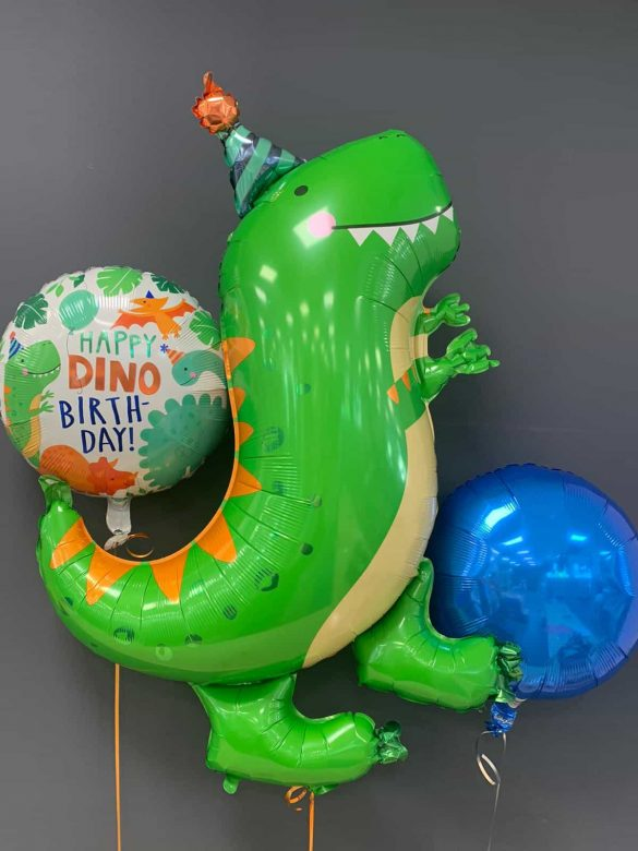 Dinosaurier € 8,90<br />Happy Birthday € 5,50<br />Dekoballon € 4,50 74