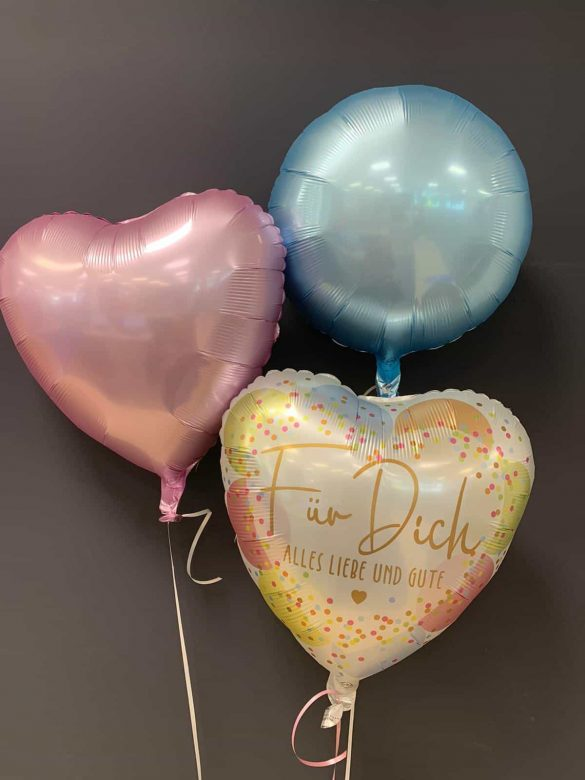 Ballon Für Dich Alles Liebe und Gute € 5,90 und Dekoballons € 4,50 28