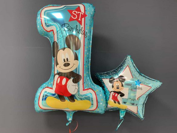 Ballon Mickey Maus €6,90<br />Stern €5,90 25