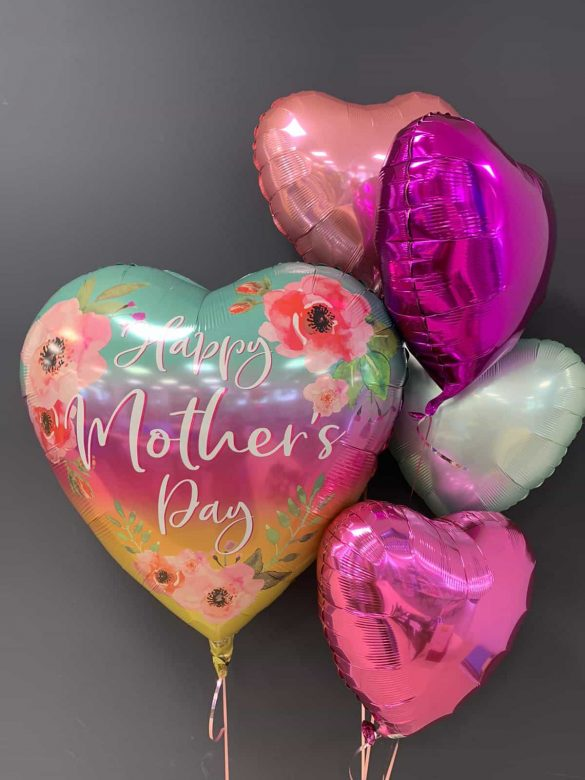 Happy Mothers Day € 8,90<br /> Dekoballons € 4,50 42