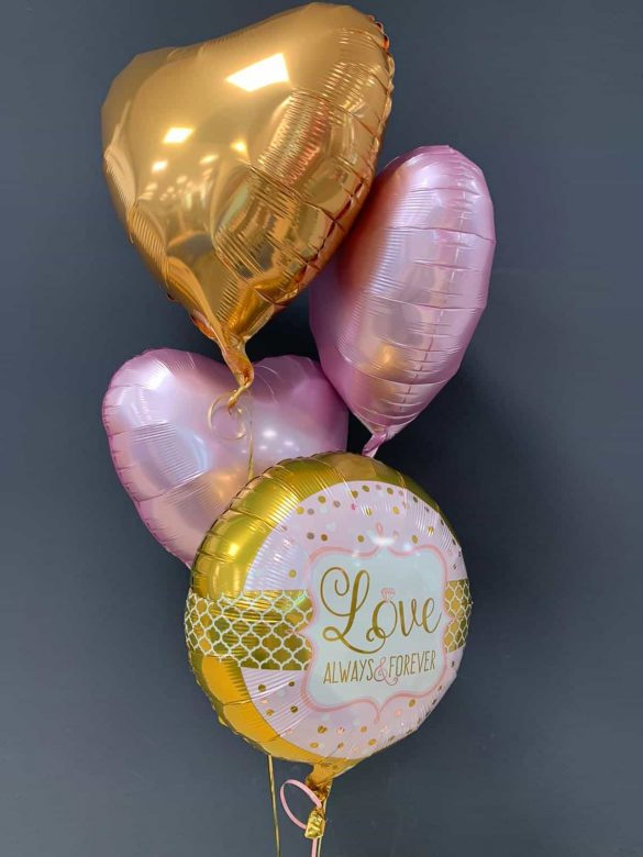Love always and forever Ballon  € 5,50 30
