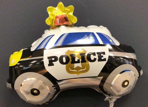 Miniballon Polizeiauto € 3,50 98