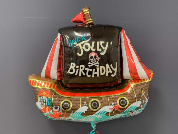 Heliumballon Piratenschiff Jolly Birthday € 8,90 80