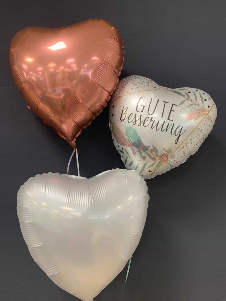Lieferservice und Informationen rund um Heliumballons 2