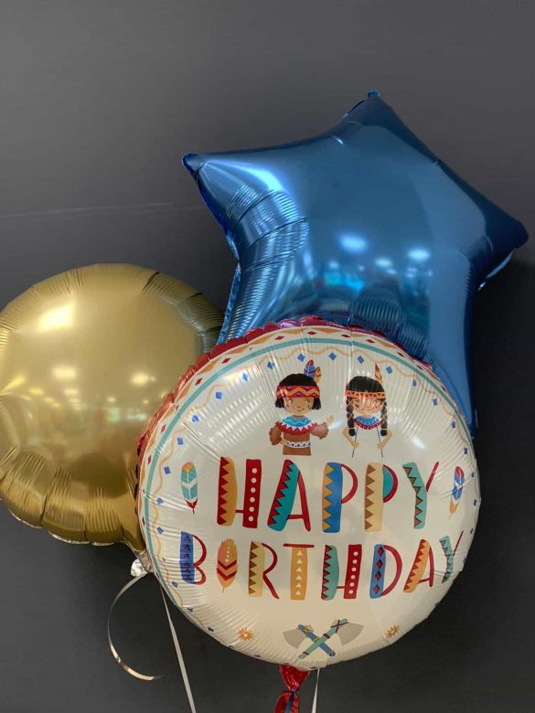 Happy Birthday € 5,50 <br />Dekoballons € 4,50 68