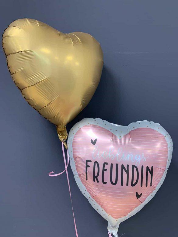 Beste Freundin € 5,90 <br />Dekoballon € 4,50 12