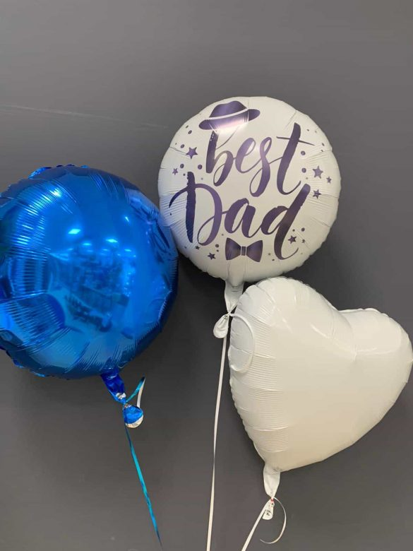 Best Dad € 5,90<br />Dekoballons € 4,50 22