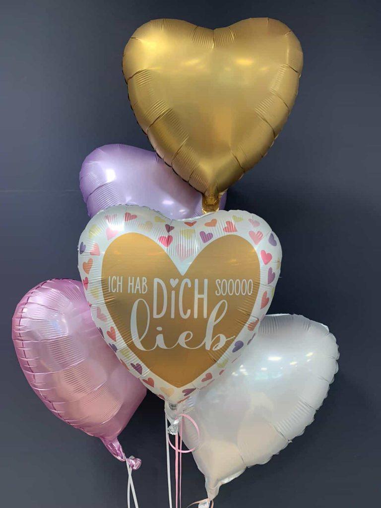 Lieferservice und Informationen rund um Heliumballons 4